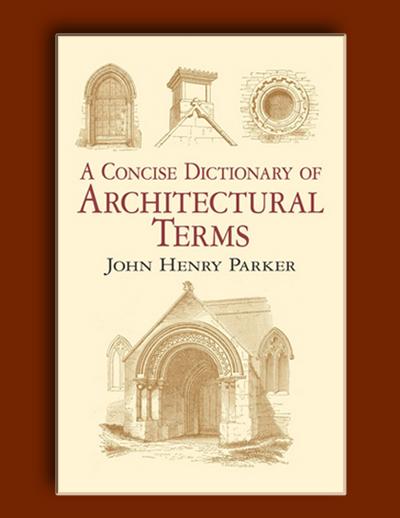 فرهنگ اصطلاحات  فشرده ی معماری