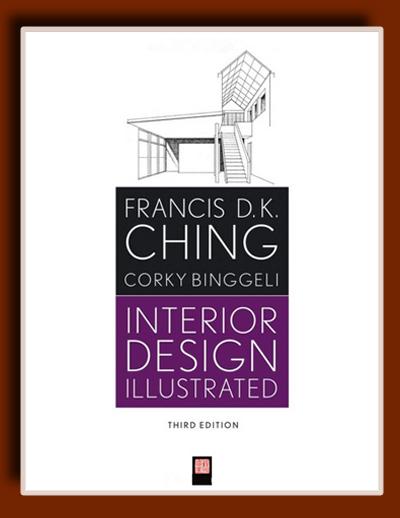 طراحی داخلی مصور (چاپ سوم)