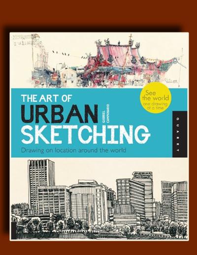 هنر اسکیس شهری: طراحی در محل در سراسر دنیا