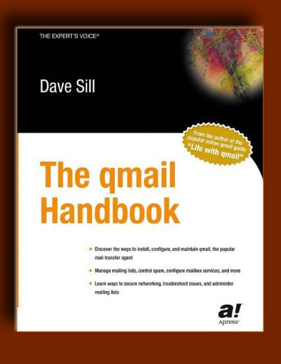 کتاب راهنمای qmail