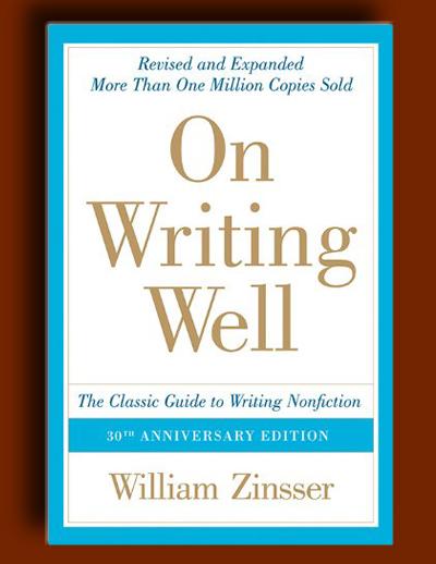 درباره ی نویسندگی خوب