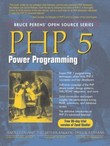 PHP 5 ، برنامه نویسی قدرت