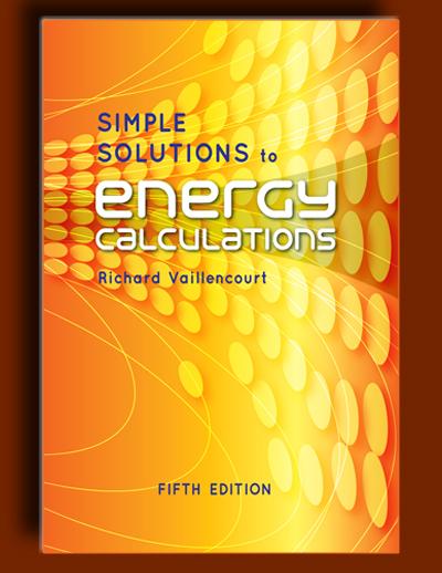راه حل های ساده برای محاسبات انرژی (ویرایش پنجم)
