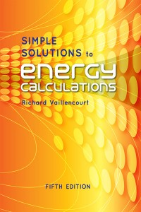 Simple solutions to energy calculations-5e