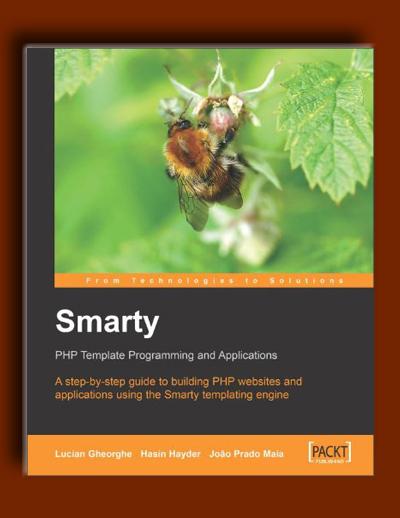 اپلیکیشن ها و برنامه نویسی قالب پی اچ پی Smarty