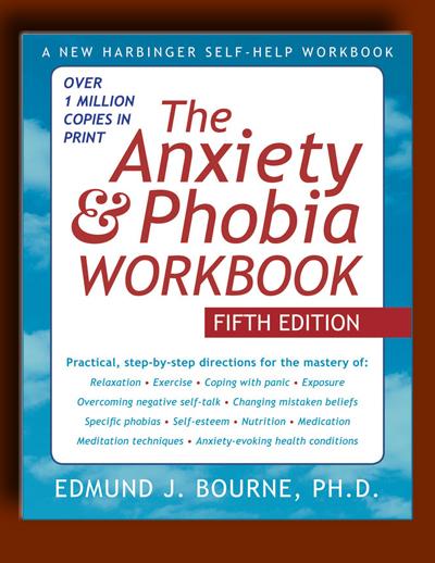 کتاب دستورالعمل اضطراب و فوبیا (ویرایش پنجم)