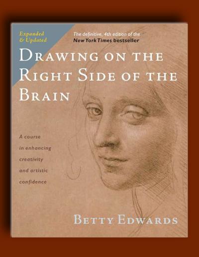 طراحی با سمت راست مغز (ویرایش چهارم)