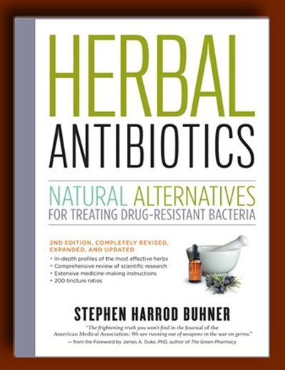 آنتی بیوتیک های گیاهی (ویرایش دوم)