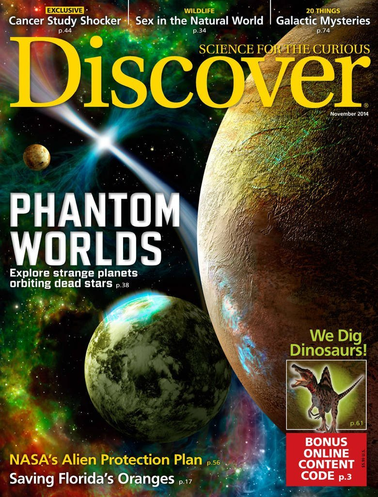 Discover Magazine - November 2014