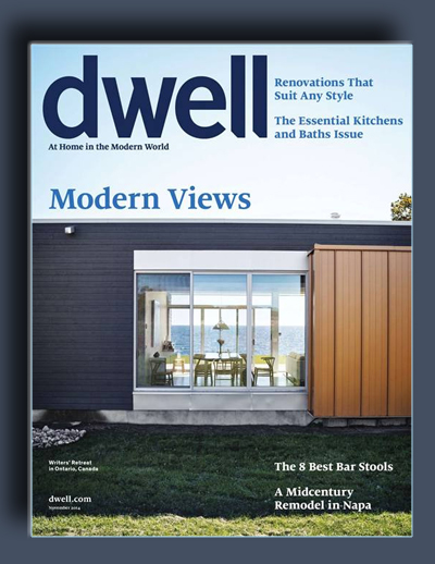 مجله ی Dwell – نوامبر 2014