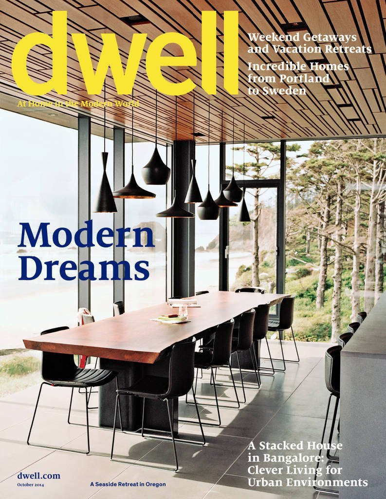 Dwell - October 2014