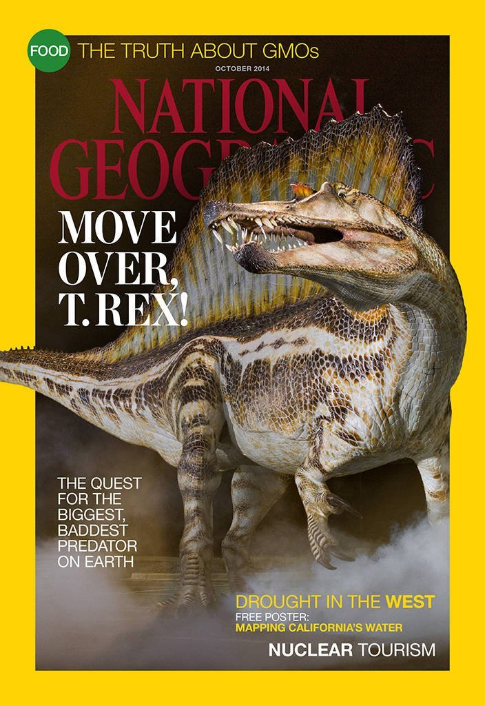 National Geographic USA - October 2014