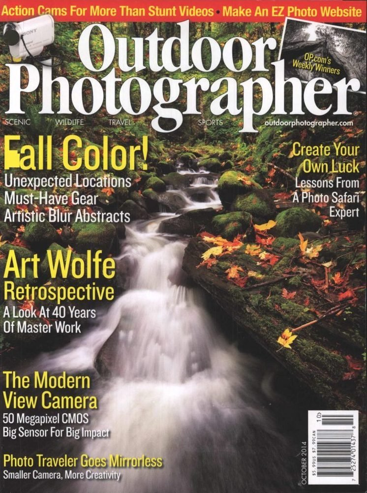 Outdoor Photographer - October 2014