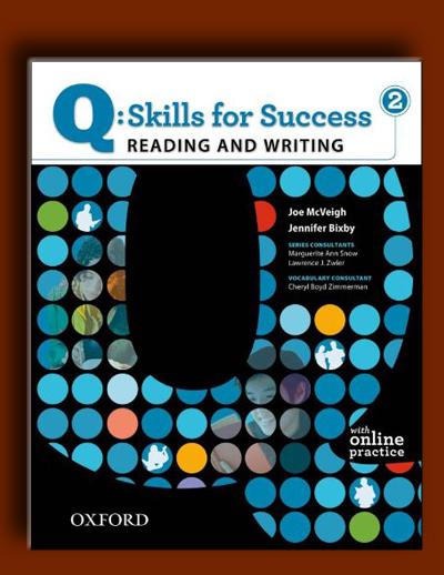 Q: مهارت های موفقیت 2 (Reading و Writing)