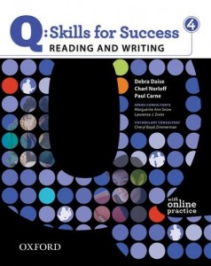 Q-Skills for Success 4 Reading & Writing Student Book