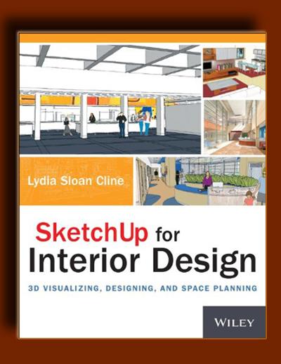 اسکچ آپ برای طراحی داخلی