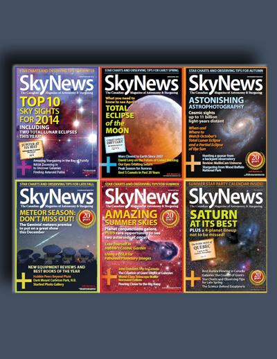 مجله ی SkyNews (مجموعه ی کامل شماره های سال 2014)