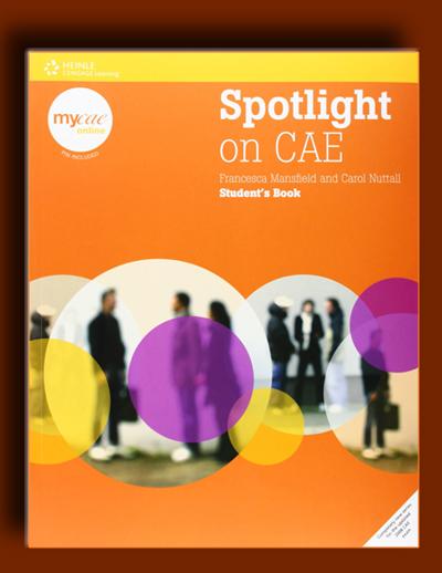 Spotlight on CAE: Students Book (همراه با فایل صوتی)