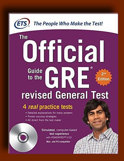 راهنمای رسمی آزمون عمومی GRE (ویرایش دوم)