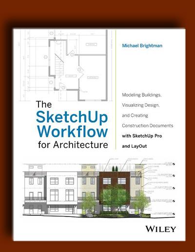 گردش کار اسکچ آپ برای معماری