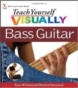 آموزش تصویری گیتار بیس - به خودتان بصورت مصور بیس یاد دهید.