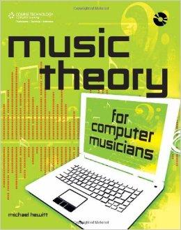 تئوری موسیقی برای موسیقی دانان کامپیوتری
