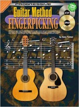 درس های گیتار به شیوه انگشت زنی - چگونه گیتار بیاموزیم - متد پیشرو گیتار