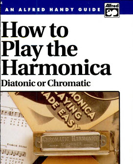 چگونه سازدهنی (Harmonica) بنوازیم؟