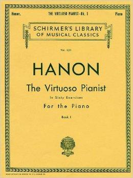 کتاب تمرین و آموزش پیانو هانون