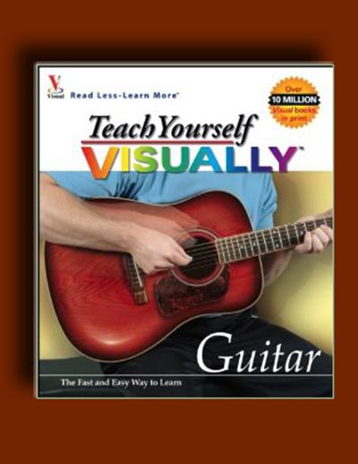 آموزش تصویری گیتار : به صورت تصویری گیتار را یاد بگیرید.