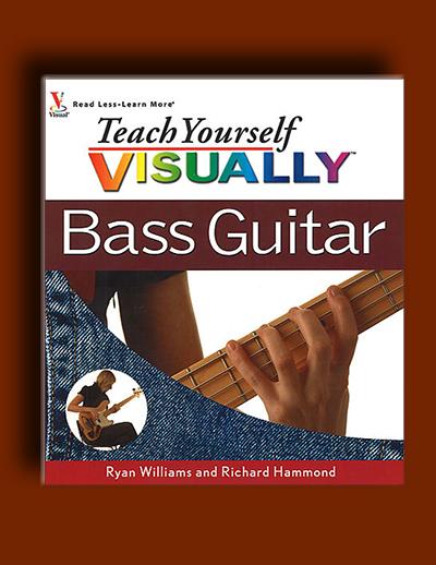 آموزش تصویری گیتار بیس : به خودتان بصورت مصور بیس یاد دهید.
