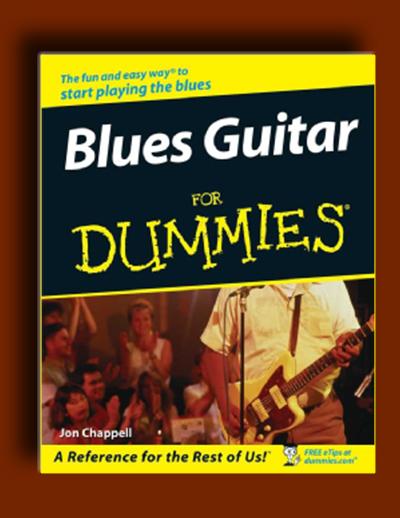 آموزش جامع گیتار بلوز برای دامیز