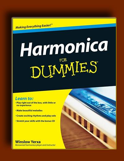 آموزش سازدهنی (هارمونیکا) بصورت جامع