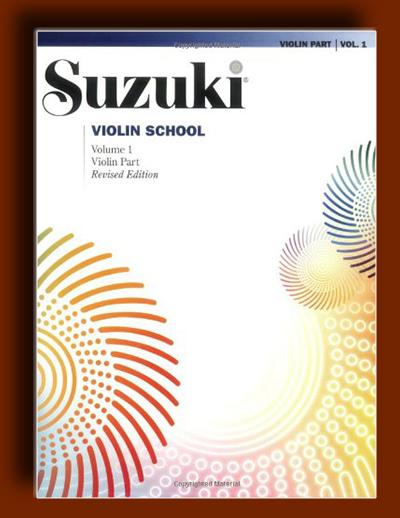 آموزش ویولن سوزوکی – جلد 1