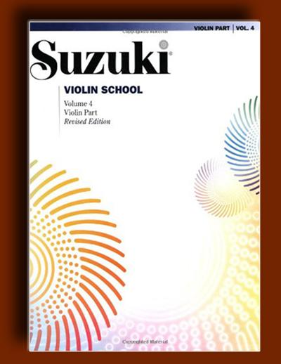 آموزش ویولن سوزوکی 4 – بخش های ویولن