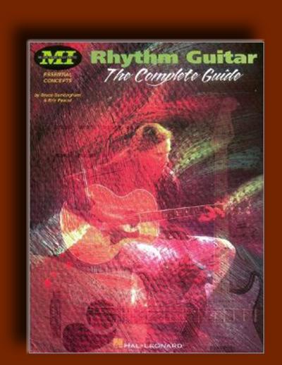 آموزش گیتار ریتم : راهنمای جامع