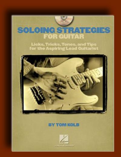 استراتژی های سولو و تکنوازی برای گیتار