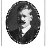 برترام فلچر رابینسون (1870 -1907) در سال 1906