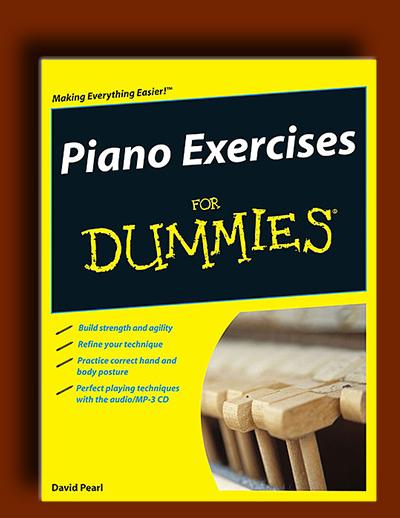 تمرین های پیانو دامیز (همچنین تمرین های قابل اجرا برای کیبورد و ارگ)