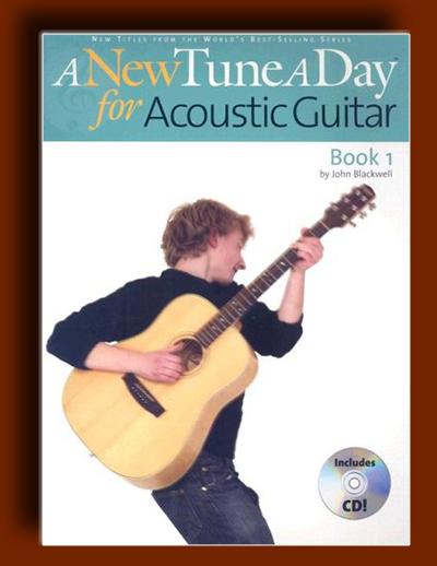 آموزش گیتار کلاسیک – کتاب اول – یک آهنگ جدید در روز