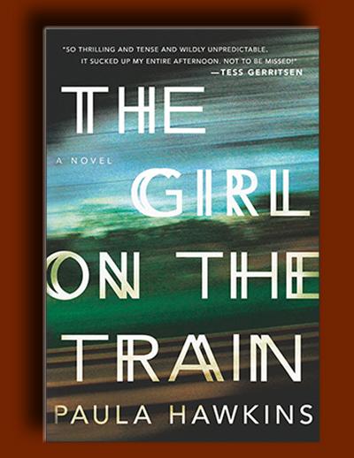 دختر در قطار