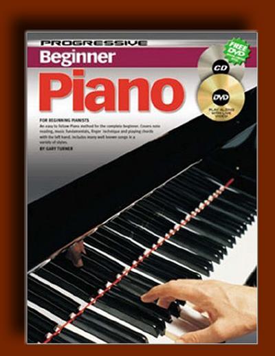 درس های پیانو برای مبتدی ها : به خودتان نواختن پیانو را یاد بدهید (مبتدی مترقی)