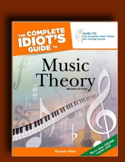 راهنمای جامعی برای تئوری موسیقی