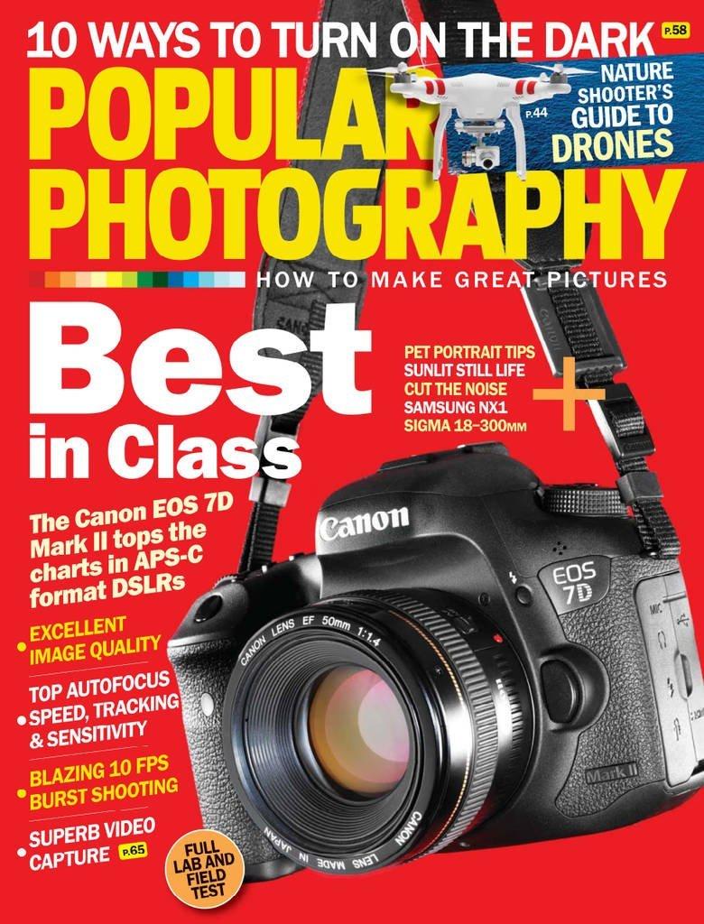 مجله ی Popular Photography - فوریه 2015