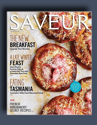 مجله ی Saveur – شماره ی 172 2015