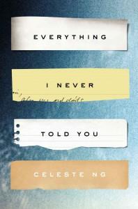 همه ی چیزهای که هرگز به تو نگفتم