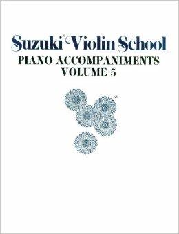 پیانوهای متد سوزوکی پنجم