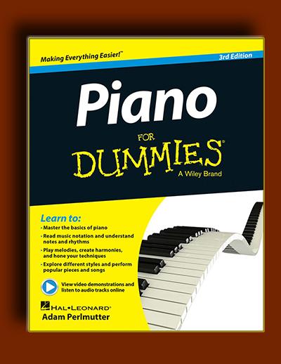نسخه جدید آموزش پیانو دامیز