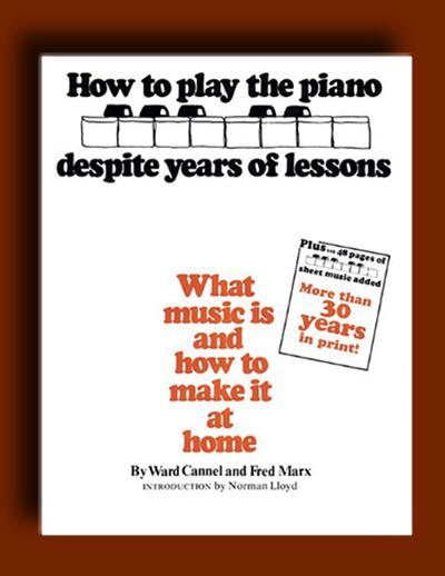 چگونه پیانو صرف نظر از سالها درس و تمرین بنوازیم؟