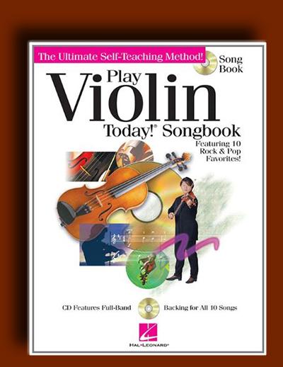 کتاب آهنگ ویولن را همین امروز بنوازید